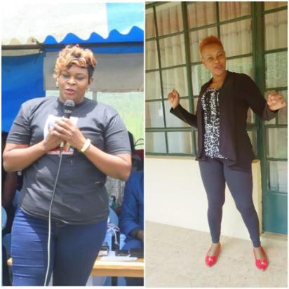 Peris Weight loss journey
